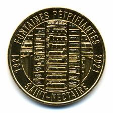 63 SAINT-NECTAIRE Fontaines pétrifiantes 2, 1821-2021, 2020, Monnaie de Paris