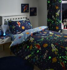 Supersonic Glow Children's Reversible Duvet Cover Sets and Accessories