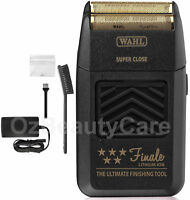 Wahl Finale Cord/Cordless Professional 5-Star Lithium Ion Shaver 8164-1127