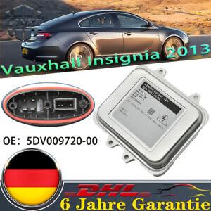 5DV00972000 Xenon Scheinwerfer Steuergerät Für Opel Astra J Insignia A 13278005