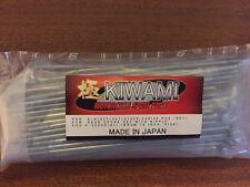 """KAWASAKI 500 H1 - Rayons AR zingués 18"""" - MADE IN JAPAN"""