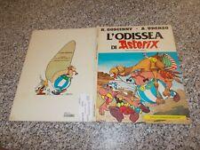 L'ODISSEA DI ASTERIX CARTONATO 1° I (PRIMA) EDIZIONE MONDADORI 1981 OTTIMO