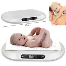 44 Lbs Digital electronic Baby Scale Weighing Infant 20kg Toddler Pet Puppy -10g