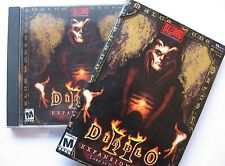 Diablo Ii Expansion Set: Lord of Destruction for Windows / Mac, 2001 with Manual