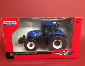Britains 1/32 New Holland T7.315 Tractor No43149A1 MIB