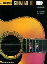 Hal Leonard 699010 Guitar Method Book 1 Greg Koch Will Schmid