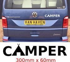 VW Volkswagen Logo Vinyl Stickers Car Van Transporter Camper funny...