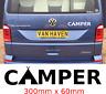VW Volkswagen Logo Vinyl Stickers Car Van Transporter Camper funny