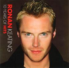 RONAN KEATING ( NEW SEALED CD ) 10 TEN YEARS OF HITS / VERY BEST OF / GREATEST