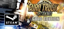 Euro Truck Simulator 2 - Gold Bundle*Steam*Key*PC*GAME*DOWNLOAD*FAST*DELIVERY*