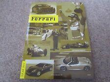 Anuario Revista Oficial De Ferrari 2011 Nº 15 FF F1 458 Araña Folleto de 100 €