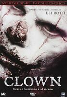 Clown - DVD Ex-NoleggioO_ND016196