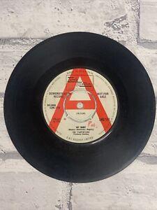 "THE TEMPTATIONS -My Baby- Demo Record!! TMG541 Tamla Motown 19.11.65 7"" Vinyl"