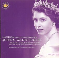 The Official Tribute to Her Majesty The Queen's Golden Jubilee