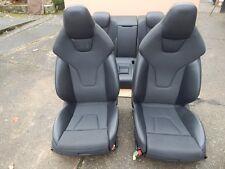 Audi S5 8T Coupe Lederausstattung Ledersitze Recaro leather seats interior RS5