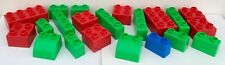Lego Duplo Genuine QUATRO Bricks Blocks Baby Lego Set x 21 Large pcs