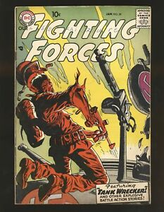 Our Fighting Forces # 29 VG+ Cond.