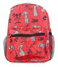 Jenzys Girls Bunny Rabbit Mini Toddler Backpack Bag For Preschool