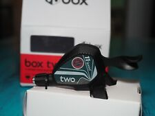 BOX Two Twin Lever Shifter 11 Speed Black New But No Cable