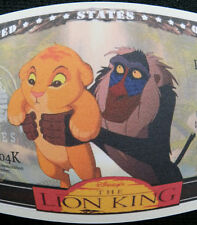 The Lion King FREE SHIPPING! Million-dollar novelty bill