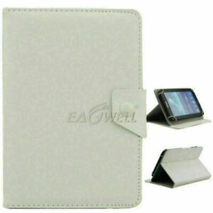 """Universal Leather Wireless Keyboard Case Durable Cover For 10 10.1"""" 10.4"""" Tablet"""