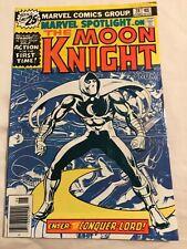 Marvel Spotlight #28 moon knight