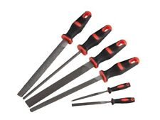 File and Rasp Set 6 pieces set Made from hardened and sandblasted tool steel