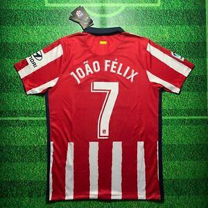 Joao Felix Atletico Madrid 20/21 Home Jersey (1 Day Shipping)