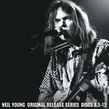 Neil Young - Original Release Series Discs 8.5-12 Cd5 Reprise