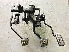 MG TF MGF 1.6 1.8 LE500 *23K HARDLY USED* LE500 LATER TYPE PEDALS PEDAL BOX SET