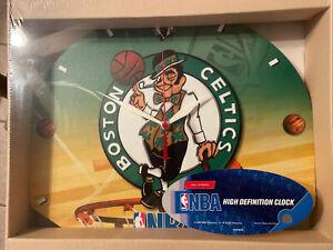 Boston Celtics Basketball Wall Clock NBA Wincraft Sports NEW IN BOX NIB BO