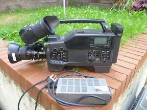 Sony UVW-100P Pro-Betacam SP Camera Camcorder