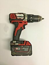 Milwaukee M18BPD Cordless Hammer Drill With Li-on 3.0 Ah M18 Battery