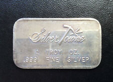 1973 SilverTowne Mint Commercial Silver Art Bar ST-8 D9824