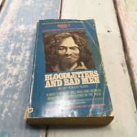 Bloodletters and Badmen Book 3 Jay Robert Nash Lucky Luciano to Charles Manson