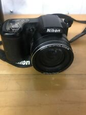Nikon Coolpix L-100 10MP Digital P/S Camera For Parts/Repair
