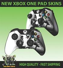 XBOX ONE CONTROLLER PAD STICKER BATMAN ARKHAM ORIGINS SKINS X2