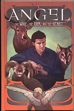 Angel The Wolf, The Ram, and The Heart 3 HC IDW 2011 NM 39 40 41 42 43 44