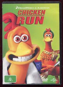 Chicken Run - R4 (DVD) Animation