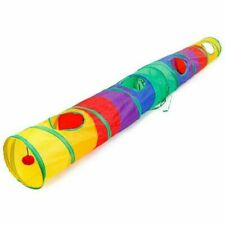 SODIAL 175529 Tunnel Pet Tube Play Toy for Cat