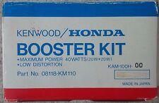 Honda CH250 CN250 Elite Helix Hondaline Kenwood Radio Amp Booster NOS! RARE!!!