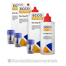 3 x Ecco Soft & Change ONE STEP PLATIN - a 360 ml / 1xBehälter 3,60€/100ml