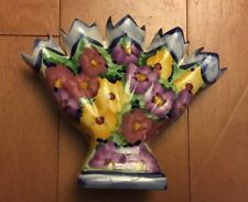 Vintage Estate Collectible Vase Portugal Jay Willfred Div Of Andrea By Sadek