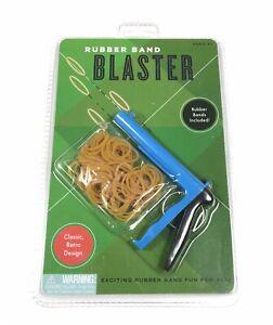 RUBBER BAND BLASTER shooter CLASSIC RETRO DESIGN
