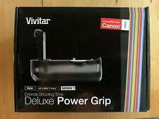 Vivitar Deluxe Power Grip - New for Canon Mark IV