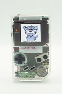 GameBoy Classic Special Edition / DMG / IPS LCD V3 Display / Transparent