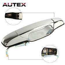 AUTEX Outer Rear Left Driver Door Handle For 2007-2012 Cadillac Escalade EXT