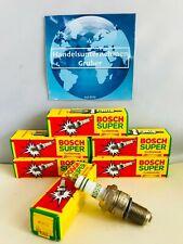 Bosch - Zündkerze - W8CC - Super Spark - Plug Bougie - mit Kupferkern - 6 Stück