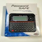 RecZone Password Keeper Safe Vault Model 595 Password Organizer Password Logbook