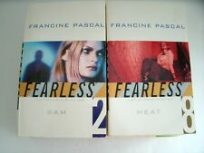 Fearless Book Lot Francine Pascal 10 Books
